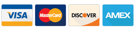 Pay with Credit Card or Visa Debit